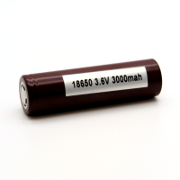 LG HG2 LiMn 18650 Battery (3000mAh 20A-35 Amp Peak)