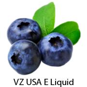 VZ Blueberry E-Liquid