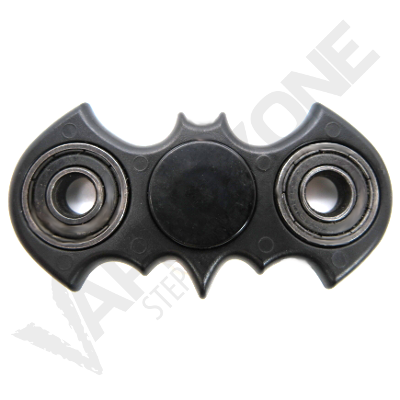 Fidget Bat Spinner Black