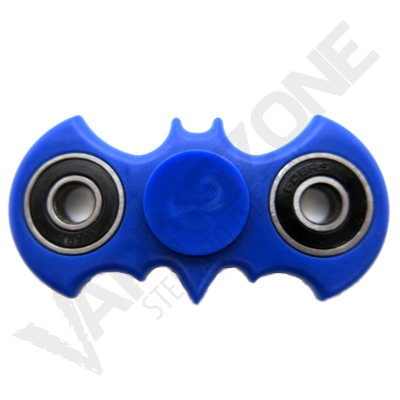 VZ Fidget Bat Spinner Blue