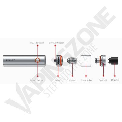Smok Stick V8 Big Baby Beast Starter Kit Specifications