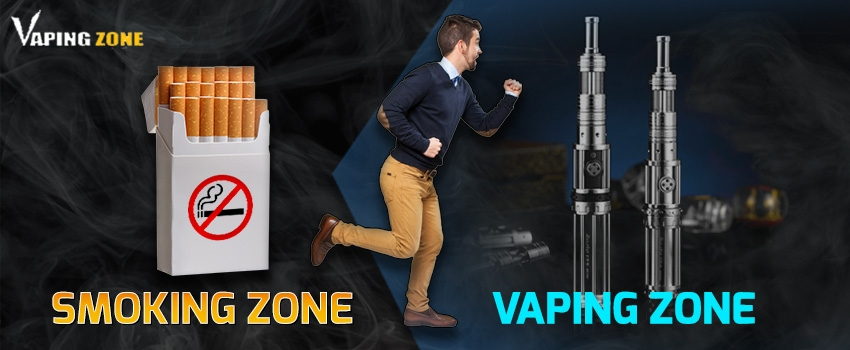 Benefits of Switching from Cigarettes to Ecigs and Vapes