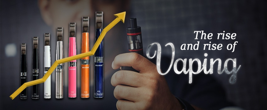 The rise and rise of Vaping
