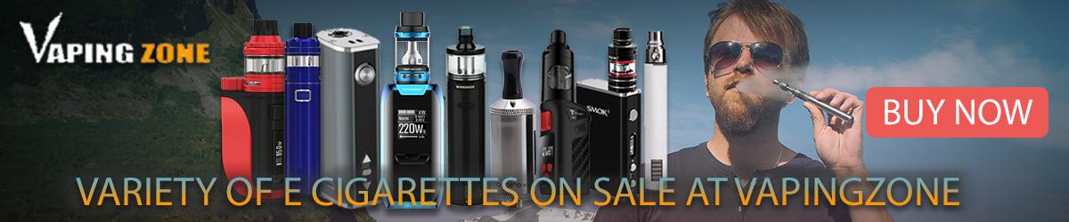 Buy E Cigarette Starter Kits