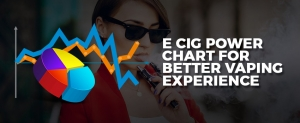 E cig Power Chart For Better Vaping Experience