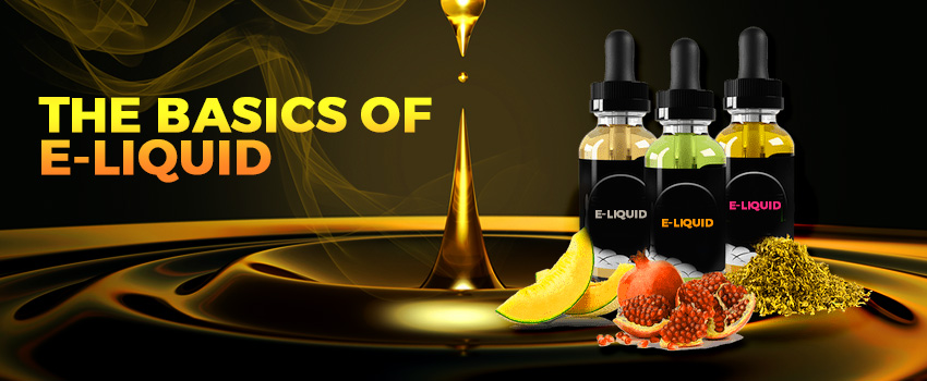 Understanding the basic components of e liquid