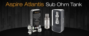 Aspire Atlantis Sub Ohm Tank