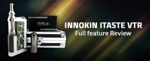 Innokin iTaste VTR Full Feature Review