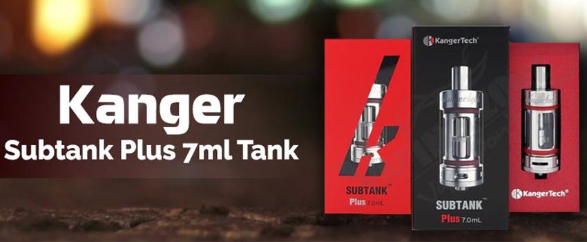 Kanger Subtank Plus 7ml Tank