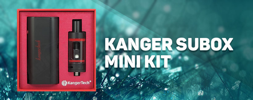 Kanger subbox mini kit