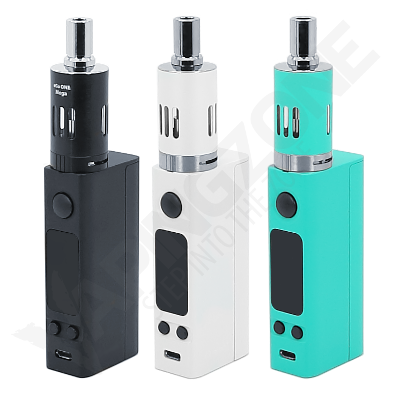 Ego Electronic Cigarette Starter Kit is a mini kit is one of the newer products which is sleeker and handy. It has a new integrated magnetic battery cover and interchangeable battery.
