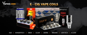 Everything You Need To Know About Electronic Cigarette Coils