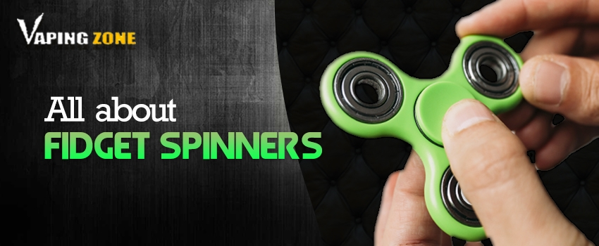 All About Fidget Hand Spinner