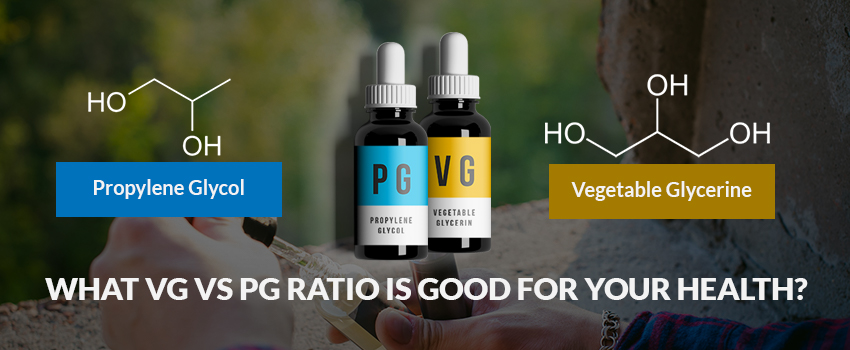 VG Vs PG: What's Good For Your Health?