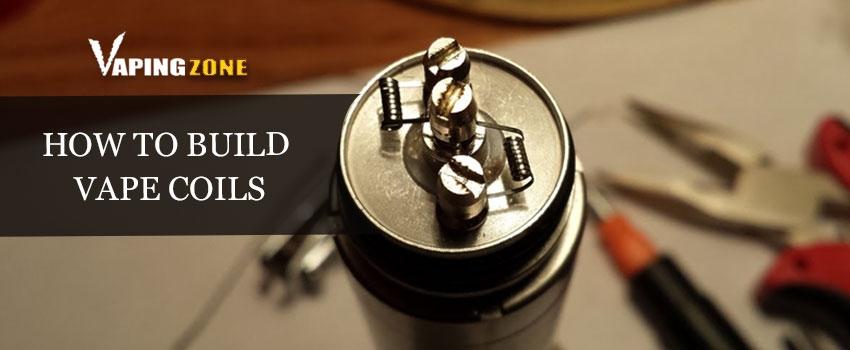 How to Build Vape Coils