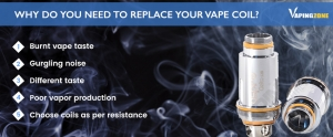 Replace Vape Coil