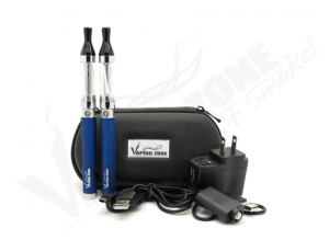 VZ eGo-T2 900mAh (T2-Double Unit E-Cig Starter Kit)
