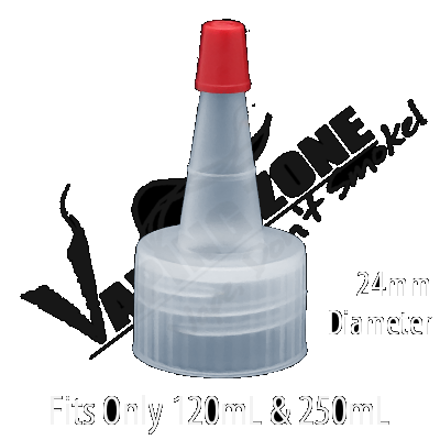 Pouring Cap for 120ML & 250ML Bottle - 24mm