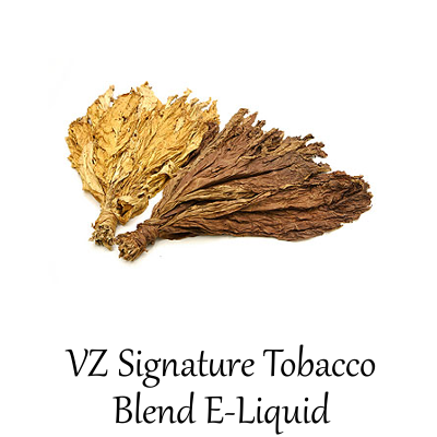 VZ Signature Tobacco Blend Carolina Sunset E-Liquid