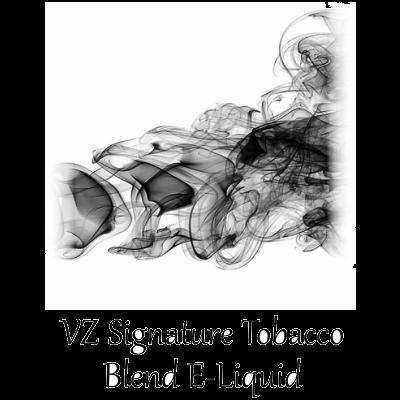 VZ Signature Tobacco Blend Dark Shadows E-Liquid