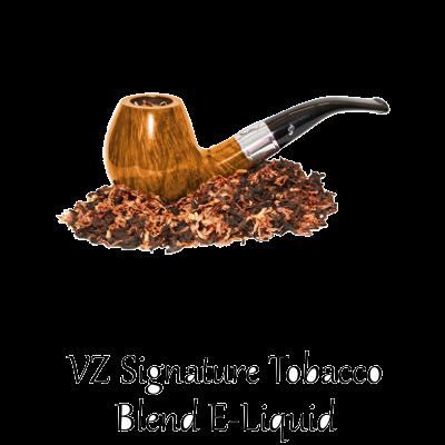 VZ USA Grandpa's White Tobacco E-Liquid