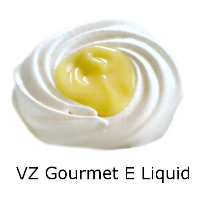 VZ Gourmet Lemon Meringue E-Liquid