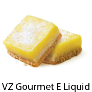 VZ Gourmet Lemon Bars E-Liquid