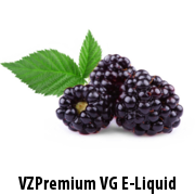 VZ Premium VG Blackberry E-Liquid