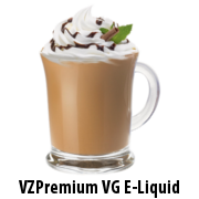 VZ Premium VG Coffee Bavarian Cream E-Liquid