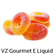 VZ Gourmet Peach Rings E-Liquid