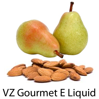 VZ Gourmet Pear Almond E-Liquid