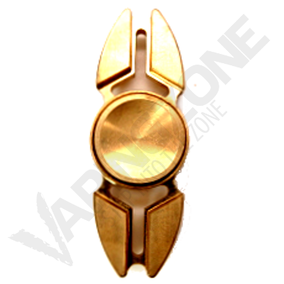 VZ Claw 2 Side Fidget Spinner Copper