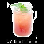 VZ Max-VG Strawberry Peach Tea E-Liquid