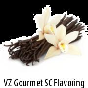 VZ SC Vanilla Gourmet Flavoring