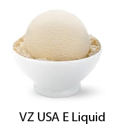 VZ USA Vanilla Ice Cream E-Liquid