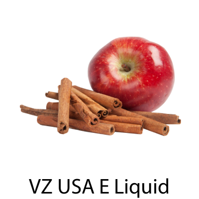 VZ USA Apple Cinnamon E-Liquid