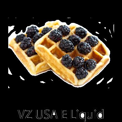 VZ USA Blueberry Waffle E-Liquid