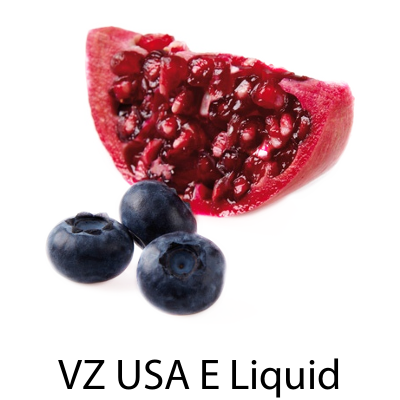VZ USA Blue Bomb E-Liquid