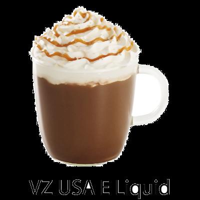 VZ USA Caramel Mocha E-Liquid