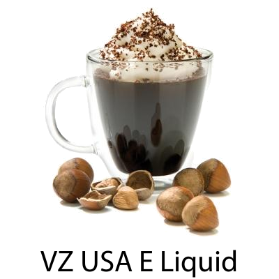 VZ Chocolate Hazelnut Coffee E-Liquid