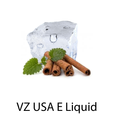 VZ USA Cinnamon Chill E-Liquid