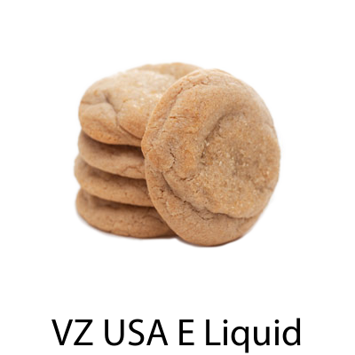 VZ USA Cinnamon Sugar Cookie E-Liquid