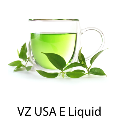 VZ USA Green Tea E-Liquid