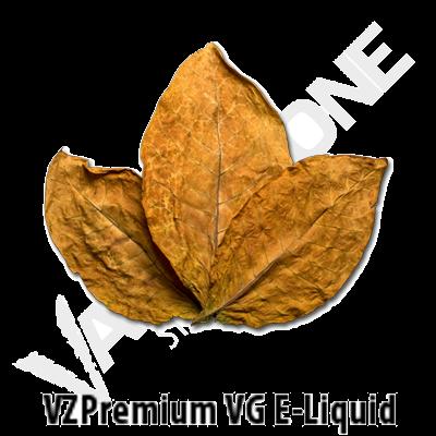 VZ Premium VG White Cig E-Liquid