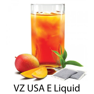 VZ USA Mango Tea E-Liquid