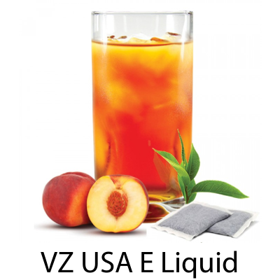 VZ USA Peach Tea E-Liquid
