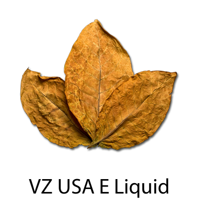VZ USA White Cig E Liquid