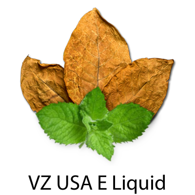 VZ USA Sam Mint E-Liquid