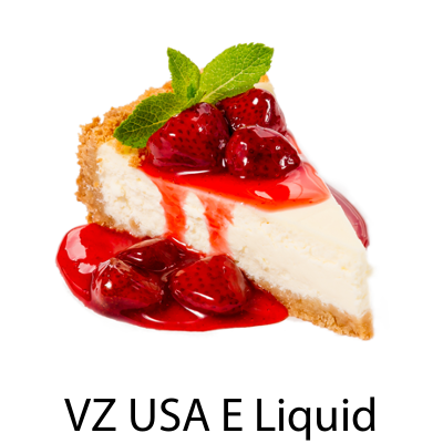 VZ USA Strawberry Cheesecake E-Liquid