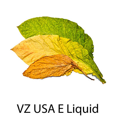 VZ USA Virginia Flue Cured Tobacco E-Liquid